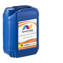 Tinta Para Cartucho Hp 22 28 57 F4180 2510 1315 Yellow 20l