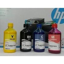 Tinta Pigmentada Inktec P/ Hp Pro8100 8600 8610 8620 -500ml