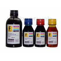 550ml Tinta P/ Bulk Ink Hp Impressora 1516 2546 3516 122 662