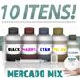Kit Promocional Tinta Recarga Cartucho Impressora Hp Lexmark
