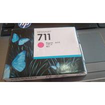 Cartucho Hp 711 Magenta Cz131a Hp Cx 1 Un T120 7520