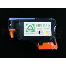 2 Cabeças De Impressão Hp940 C4900a E C4901a Remanufaturadas