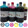 1500ml Jg 6cor.x250ml Cada Tinta Usam Cart. Hp 02 Photosmart