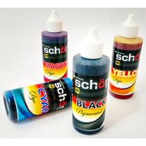240ml De Tinta P/ Recarga De Bulk Ink Da Impressora Hp 3050