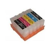 Cartucho Recarregável Para Hp 6000 / 6500 B209a B210a 564