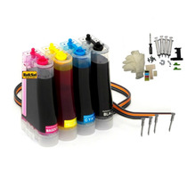 Bulksul - Bulk Ink P/ Hp J4500 Com Acessórios