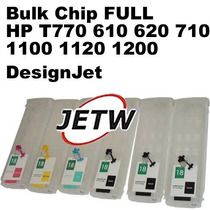 Bulk Ink Hp Designjet Plotter Hp T610 T1100 T1200 T710 T770