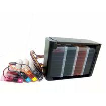 Bulk Ink C/chip Hp Pro 8100 8600 8610 Com Reservatório Luxo