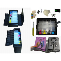 Bulk Ink - P/hp Deskjet E Photosmart C/2 Cartuchos Hp60