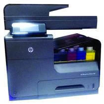 Bulk Ink Hp Pro X 476dw E 451 + 4 Litros Tinta Premium Ink