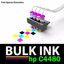 Sistema Tanque D Tinta P/ Impressora Multifuncional Hp C4480