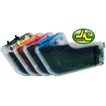 Bulk Ink Cartucho Hp 940 Max Combo 8000 E 8500 + 500ml Tinta