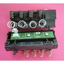 Contato Chip Cabeça Hp 6060e 6100 6600 6700 7110 7600 7610