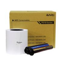 Papel 15x21 Para Impressoras Hiti P510