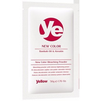 Ye Descolorante New Color 9 Tons Sachê 50g Yellow