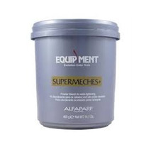 Kit Alfaparf Pó Descolorante Supermeches 400g + Ox 1litro