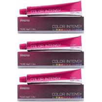 3x Tintura Color Intensy 0.6 Vermelho Intensificador- Amend