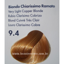 Coloração Tec Italy 9.4 Ruivo Natural Strawberry Blond