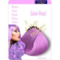 Tinta Pink Rosa Designer Color Tec Italy - Colori Pazzi