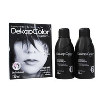 Dekapcolor Sem Amonia System Removedor De Coloração 120ml
