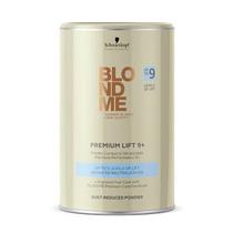 Schwarzkopf Blond Me Premium Lift 9 - Pó Descolorante 450g
