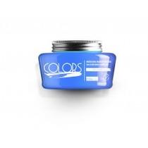 Mascara Colors Tonalizante Azul Claro Fine 250g