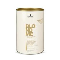Blond Me Crystal Pó Descolorante Transparent Gel 450g