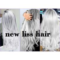 Matizador Platinum Blond New Liss Hair Qualidade Magic Color