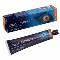 Tintura Color Perfect 8/4 Louro Claro Avermelhado