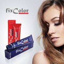 Kit 6 Colorações Fix Color - Macpaul - 60g
