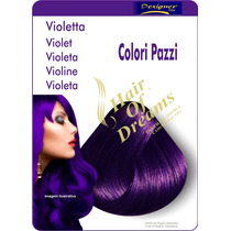 Tinta Violeta Designer Color Tec Italy - Colori Pazzi