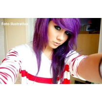 Anilinas De Madeira - Colors Hair - Roxo