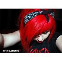 Anilinas De Madeira - Colors Hair - Vermelho