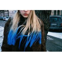 Tinta Giz De Cabelo Tons Azul - Frete Grátis Todo Brasil