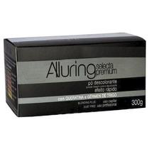 Alluring Pó Descolorante Selecta Premium 300g 10 Unidades