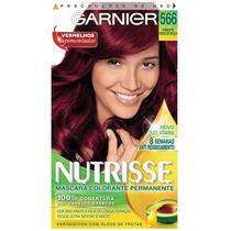 Coloração Garnier Nutrisse 566 Pimenta Dedo De Moça