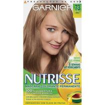 Coloração Garnier Nutrisse 73 Avelã