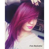 Anilinas De Madeira - Colors Hair - Vinho
