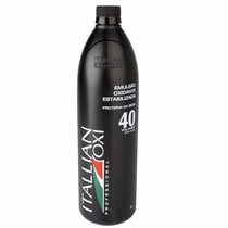 Itallian Hair Tech Color - Ox 40 Volumes - 1000ml