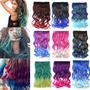 Kit Com 6 Tintas Para Cabelo Cores Exóticas Hair Style