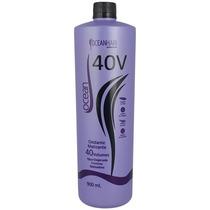 Água Oxigenada Cremosa Platinum 40 Volumes 900ml Ocean Hair