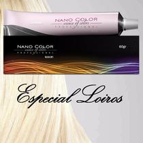 Coloração Kaedo Nano Color Série Super Clareadores 60gr