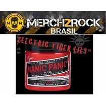 Manic Panic Electric Tiger Lily - Usa Pronta Entrega