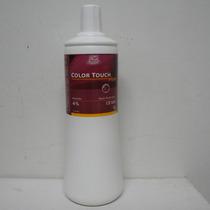 Wella Color Touch Plus 4% Emulsão Intensiva 1 Litro
