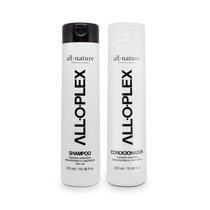 Kit Manutenção Shampoo + Condicionador Alloplex - Olaplex