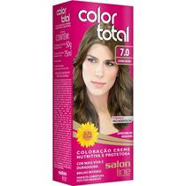 Coloração/tintura Permanente Color Total 7.0 Louro Médio