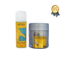 Denea Kit Shampoo Argan Oil 200ml + Mascara Argan Oil 300g