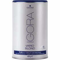 Schwarzkopf Igora Vario Blond Plus Pó Descolorante Lata 450g