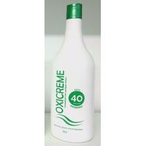Água Oxigenada 40 Volumes Lánoly Cremosa Oxidante 950 Ml