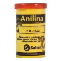 Anilina 25 Gramas Corante Tingidor Madeira/cabelo Salisil